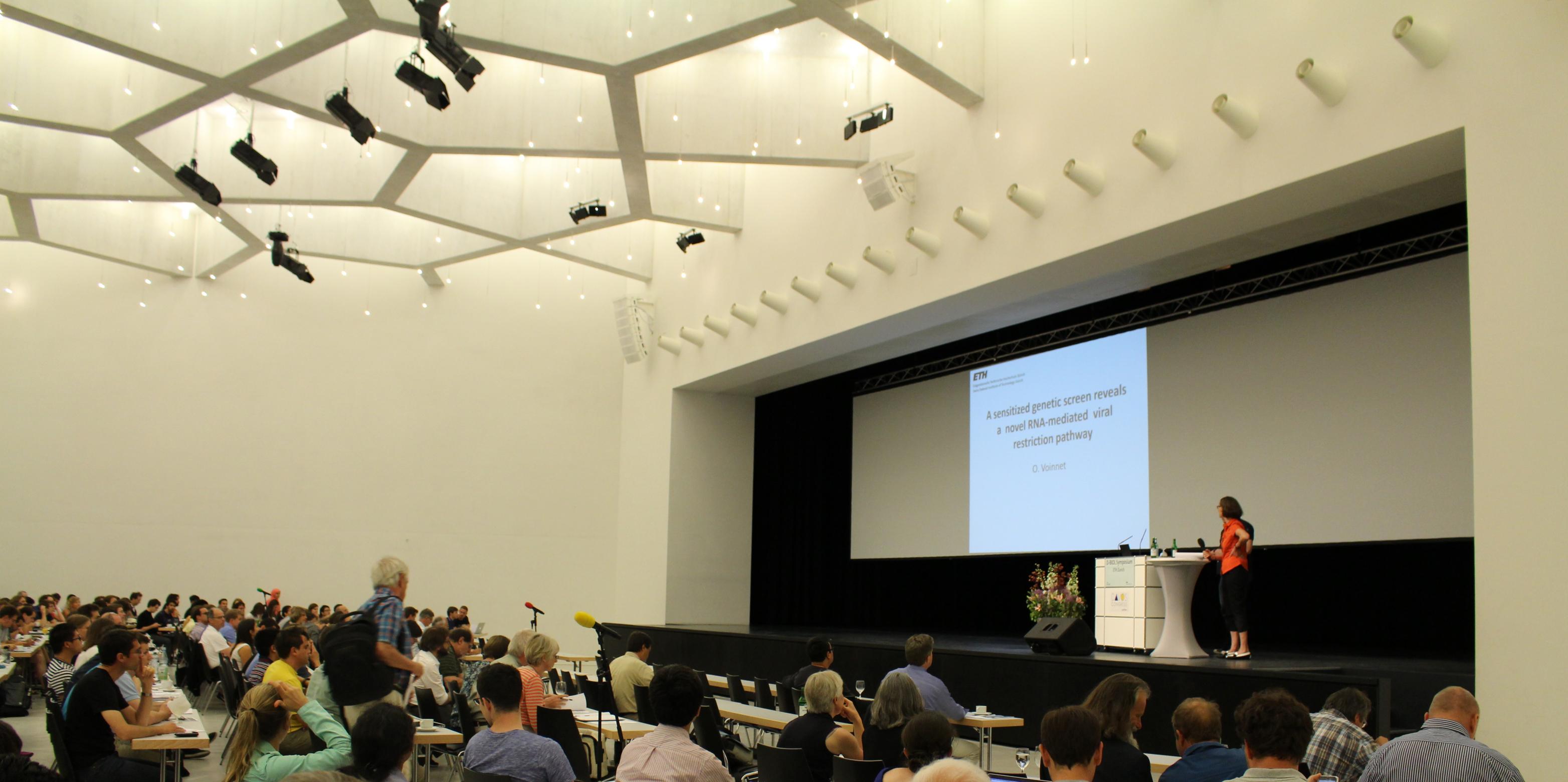 D-BIOL Symposium 2014
